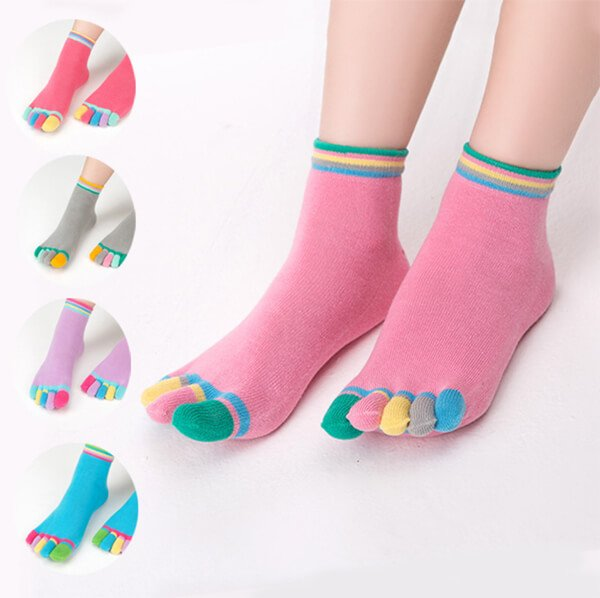5 Toe Socks Manufacturer in China