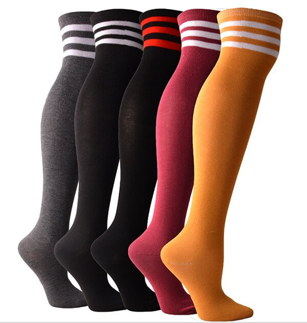 China Knee High Socks Manufacturer