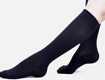 Custom LOGO airline socks