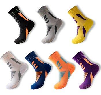 Custom LOGO crew sport socks