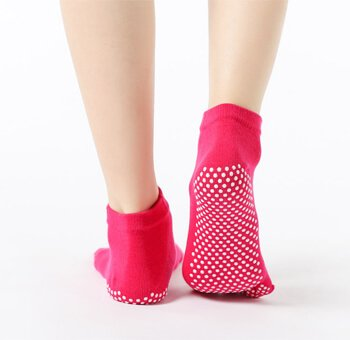 Custom anti-slip YOGA socks