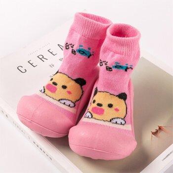 Custom babies shoe socks