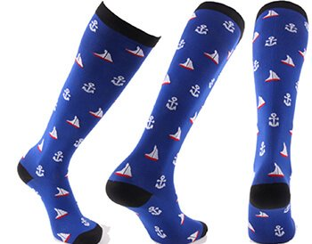 Custom mens compression socks