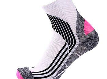 Custom mens cushion ankel quarter socks