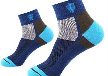 Custom mens quarter sport socks