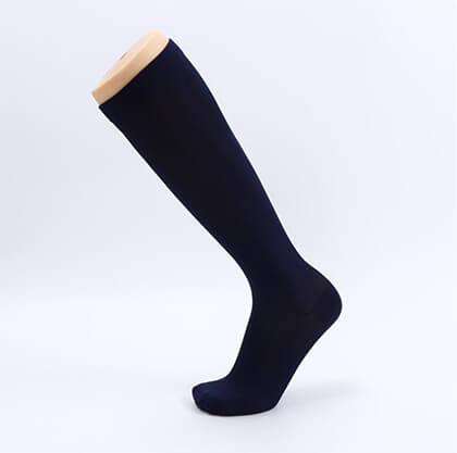 Custom over the calf dress socks for men