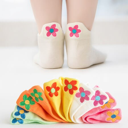 Custom private label kids socks
