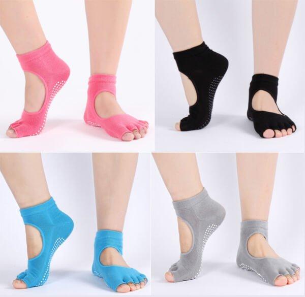 YOGA Toe Socks Manufacturer in China