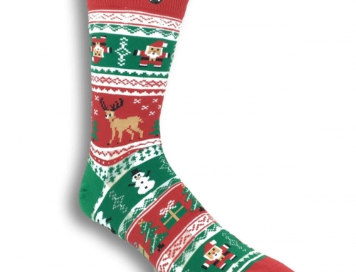 Tips to designing and manufacturing Christmas socks